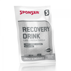 RECOVERY DRINK 60gr capsuni-banane