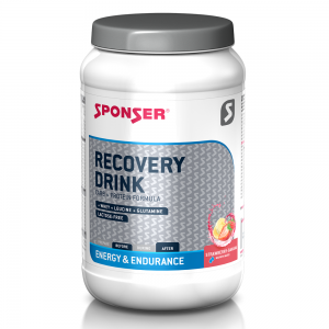 Recovery Drink 1200gr capsuni-banane
